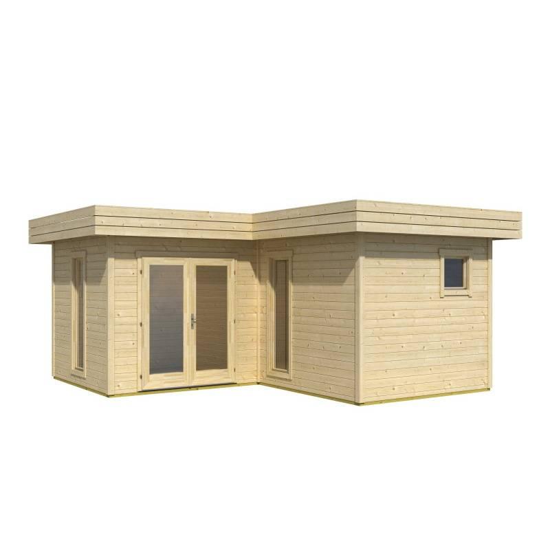 luxusný záhradný domček