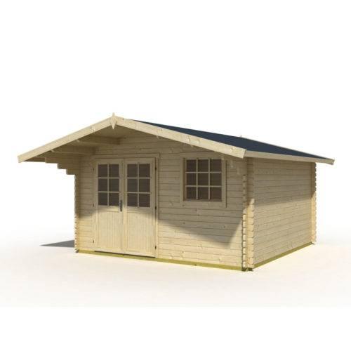 záhradný domčeky 40mm