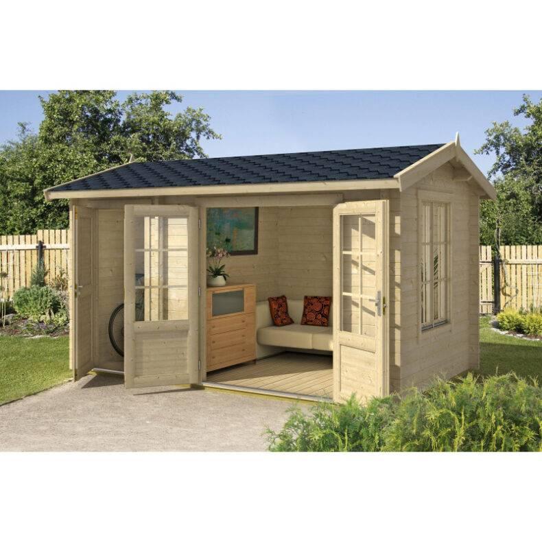 Záhradný domček Wrexham 1