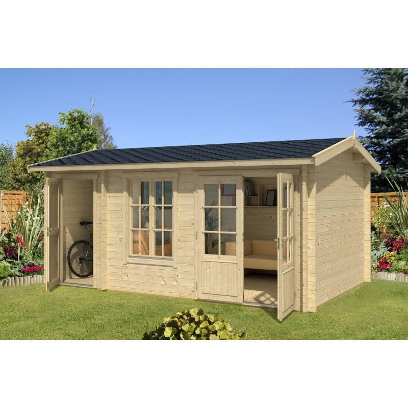 Záhradný domček Wrexham 2