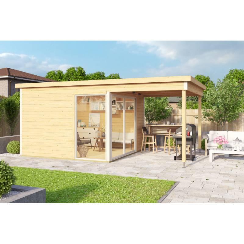 Záhradná chatka Domeo 2